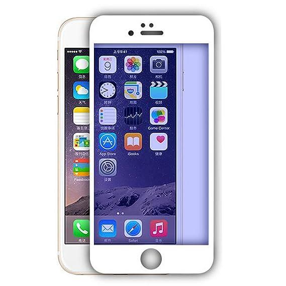 1968f9e4f0e Amazon.com: [2-Pack] iPhone 6 6s HD Anti-Blue Light Full Screen ...