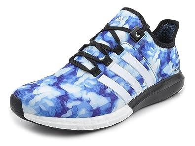 adidas   Climachill Gazelle Boost GFX Schuh   Ftwr White   40 2/3