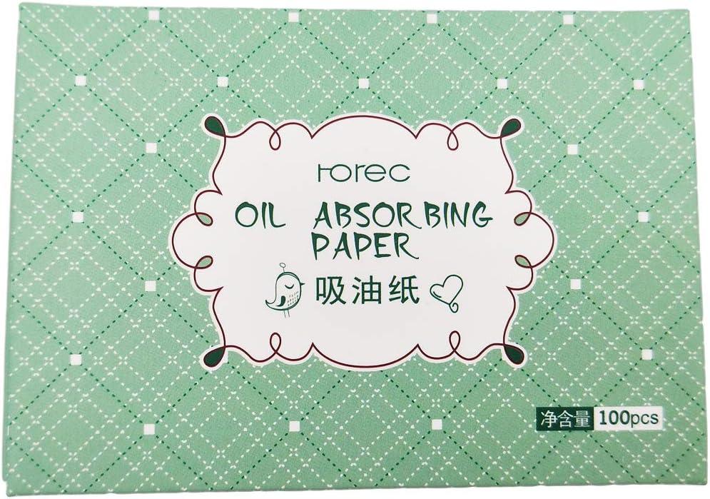 Papel de liar con película de control de aceite, limpio y transparente, 100 hojas (Pack de 5): Amazon.es: Hogar
