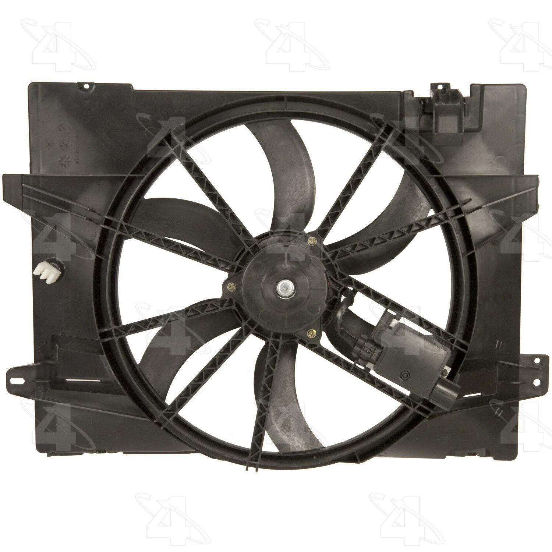 Four Seasons 75921 Radiator Fan Motor Assembly