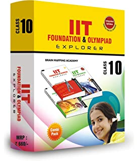 Combipack IIT Foundation (Set of 6 Books) price comparison at Flipkart, Amazon, Crossword, Uread, Bookadda, Landmark, Homeshop18
