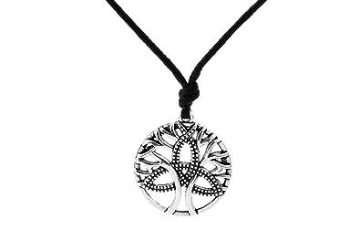 Literarische Nature Punk Style von Finden Ihren Road Halskette mit Anh/änger Mountain und Auto Muster