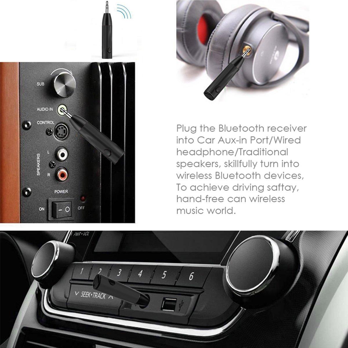 Bluetooth 4.1 Mini Bluetooth Receiver, Soon Hua: Amazon.co.uk ...