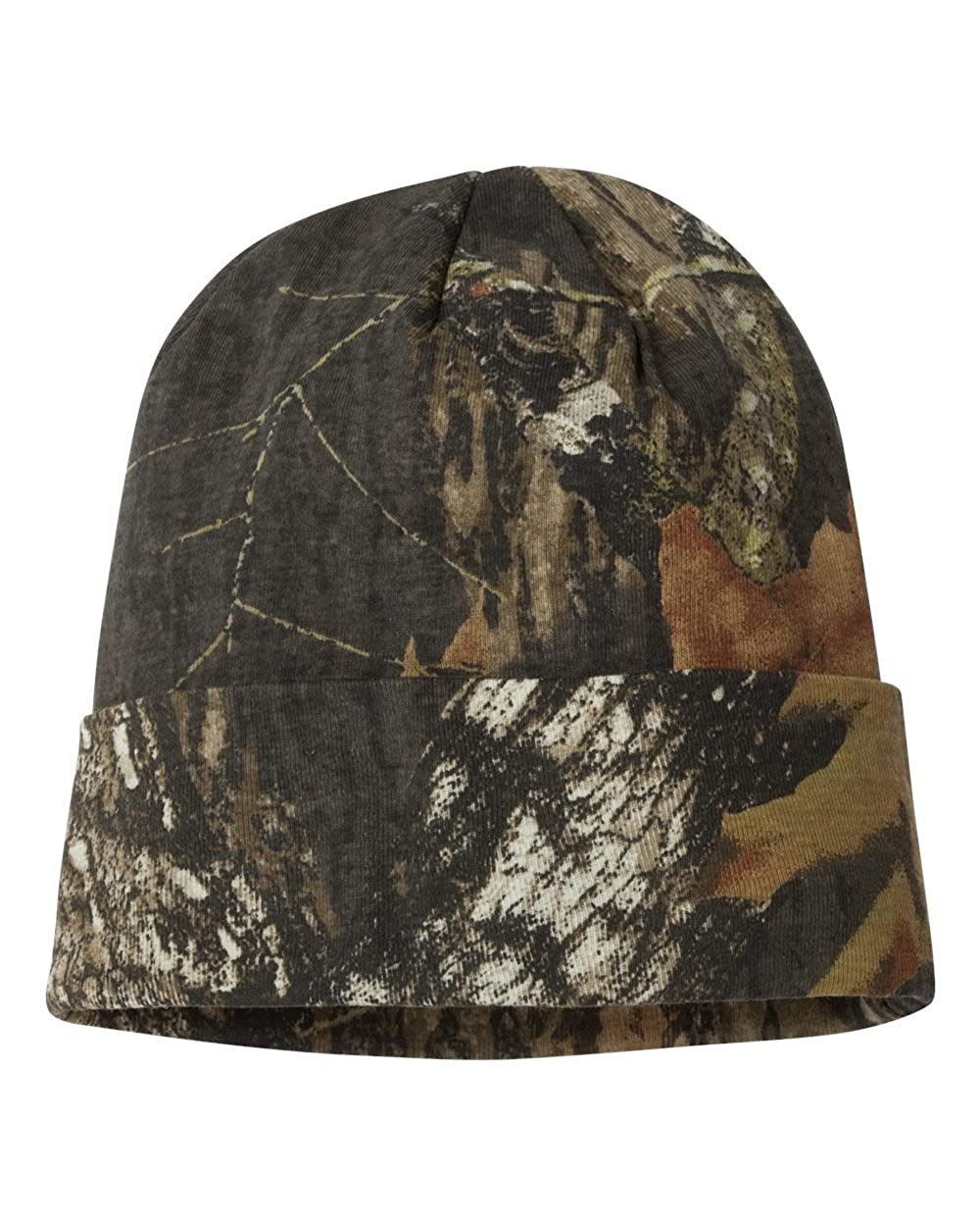 Joe s USA(tm Oilfield Camo Knit 12 inch Hunting Beanie at Amazon Men s  Clothing store  a3ac59260e7