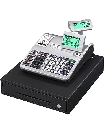 Casio SE-S3000MB SR FIS GDPdU a habilitar caja registradora incluyendo licencia de software,