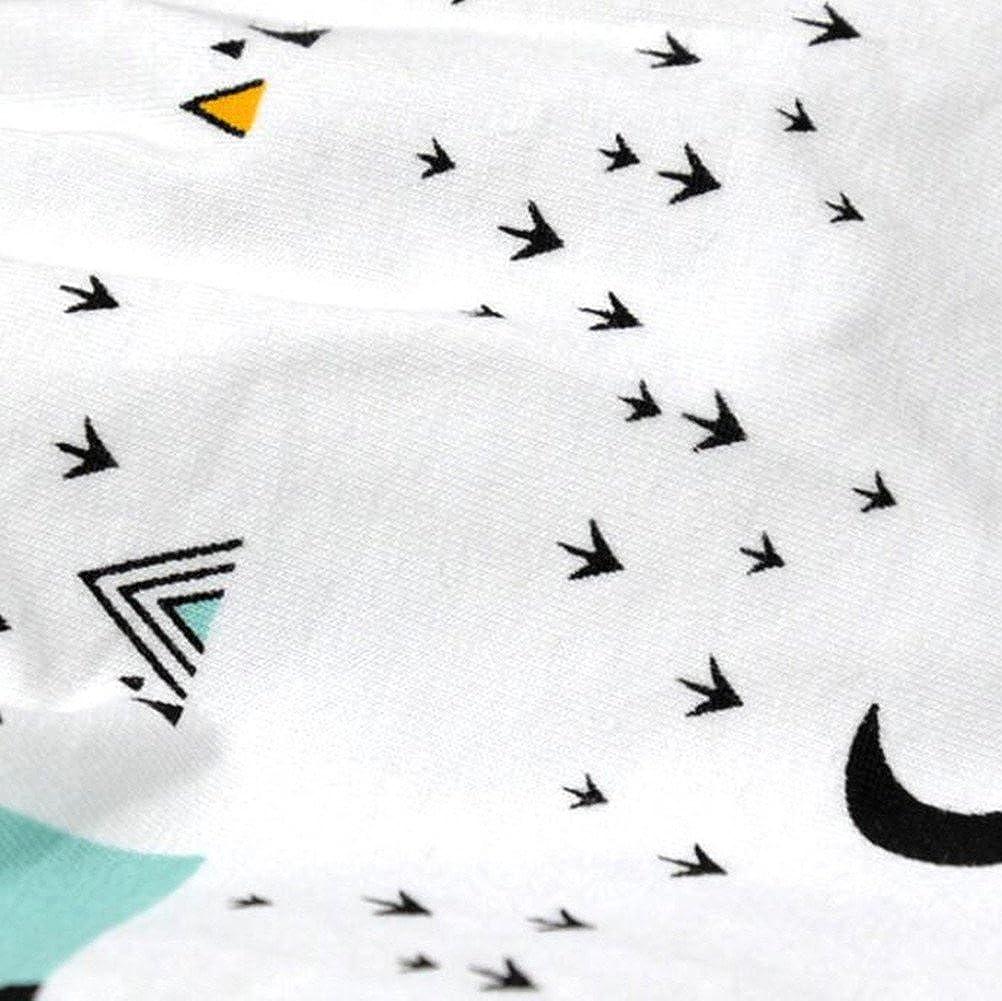 Shorts Harem Pants Set AYIYO Summer Baby Fruit Printed Cotton Tank Tops Tee Shirts