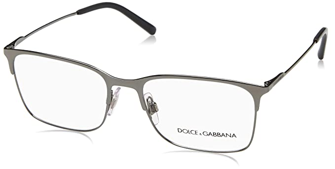 8c7171cdb67 Image Unavailable. Image not available for. Color  Eyeglasses Dolce  amp  Gabbana  DG 1289 ...