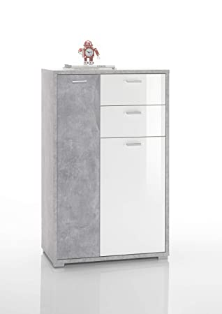 moebel-guenstig24.de Kommode Sideboard Highboard Mountain 6\