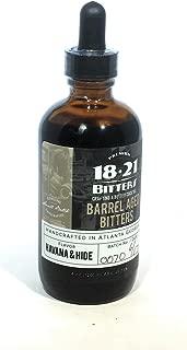 product image for 18.21 Barrel Aged Havana & Hide Bitters 4oz