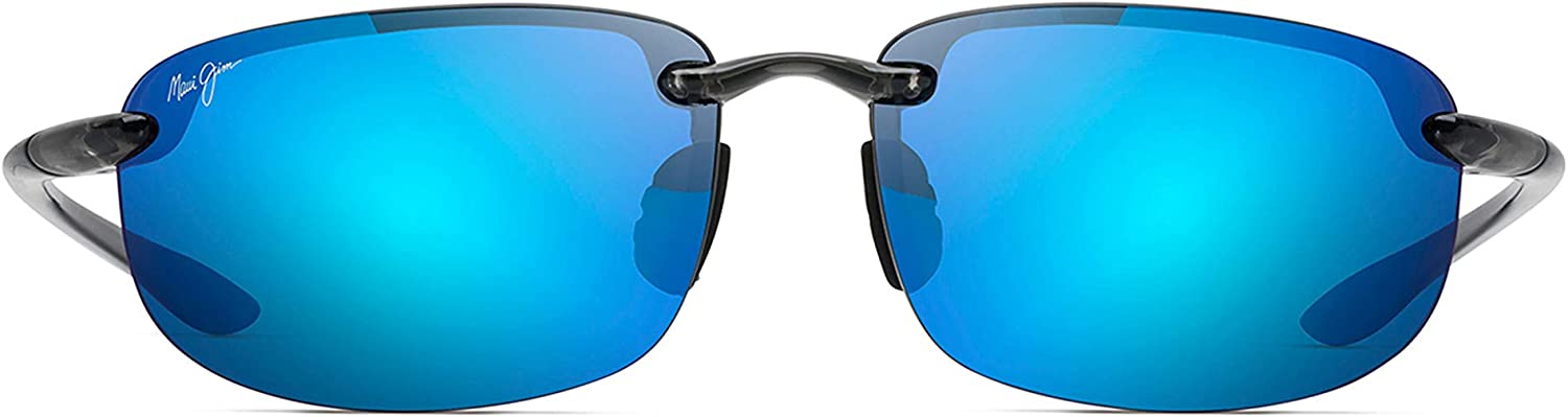 Maui Jim Ho'okipa Rectangular Sunglasses