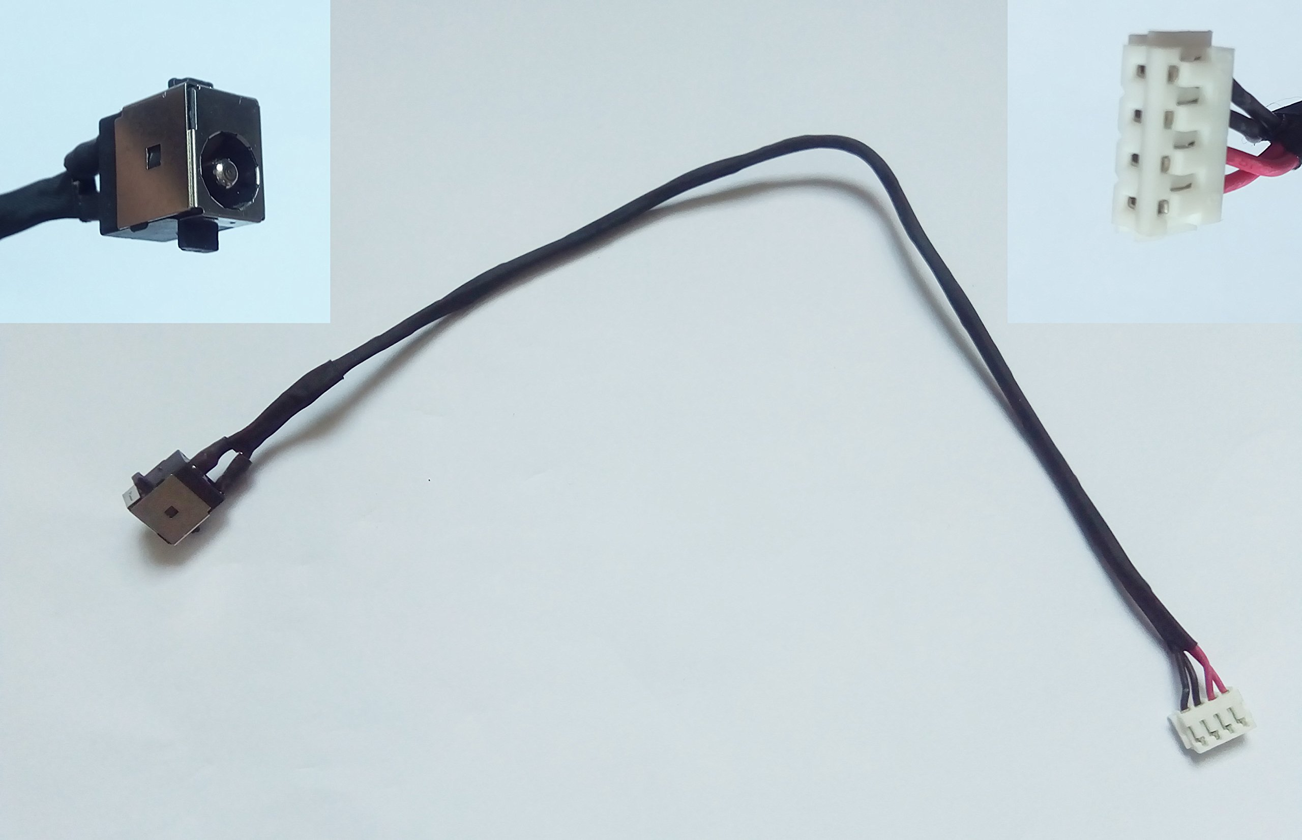DC-IN Power Jack For Toshiba P50 P55 S55 Series