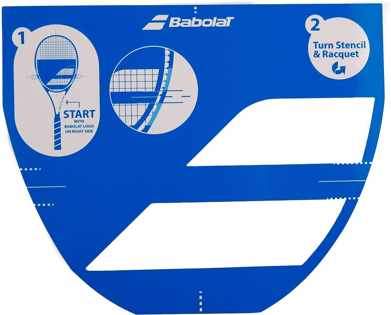 Babolat-New Logo Stencil- B860109