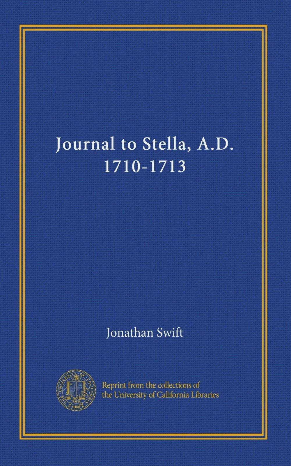 Download Journal to Stella, A.D. 1710-1713 pdf epub