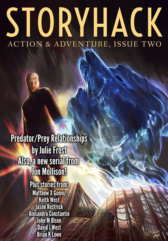 StoryHack Action & Adventure, Issue Two (Volume 3) ebook