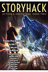 StoryHack Action & Adventure, Issue Two (Volume 3) Paperback