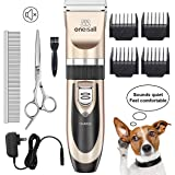 oneisall Dog Shaver Clippers Low Noise...