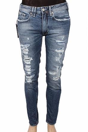 Oz Fisso D492 Denim Mpt080 Cycle Black 14 L2938 Uomo Blu Jeans 1qHpwUx
