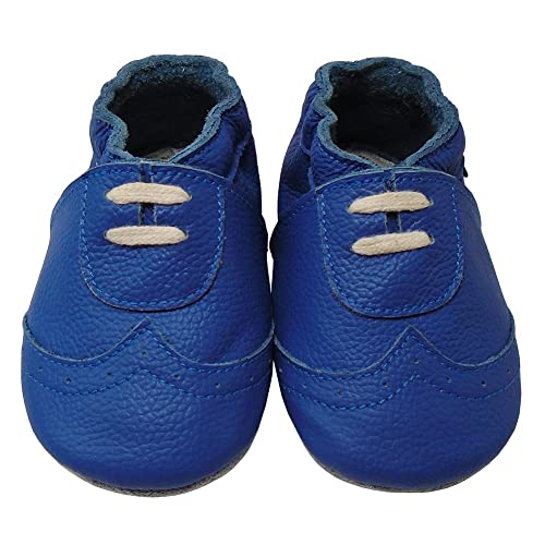 adba0d14143b Mejale Premium Soft Sole Baby Moccasins Infants Toddlers Leather Sneakers  Little Ones First Walking Shoes(