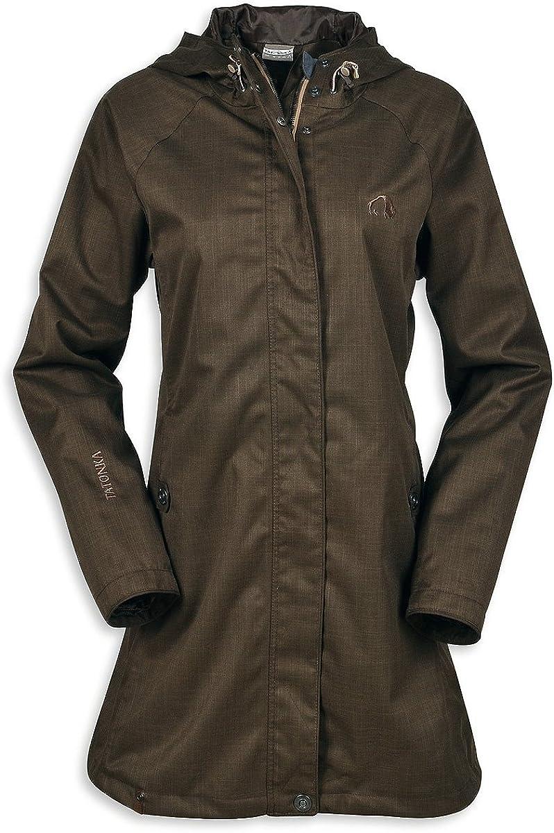 Tatonka Damen Regenmantel Wallace Ws Coat