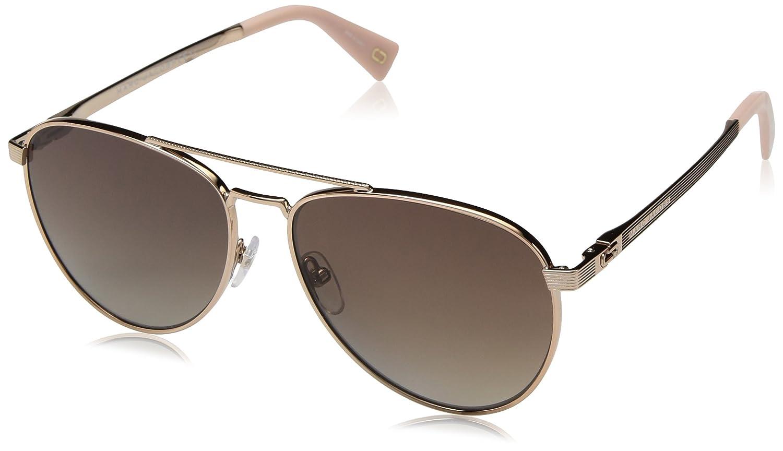 a00b85a7a9 Amazon.com  Marc Jacobs Men s Marc240s Polarized Aviator Sunglasses ...