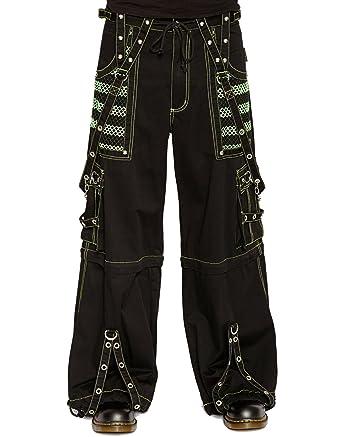 Gothic bondage pants