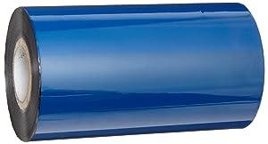 "Brady R6007 984' Length x 4.33"" Width, 6000 Series Black Thermal Transfer Printer Ribbon"