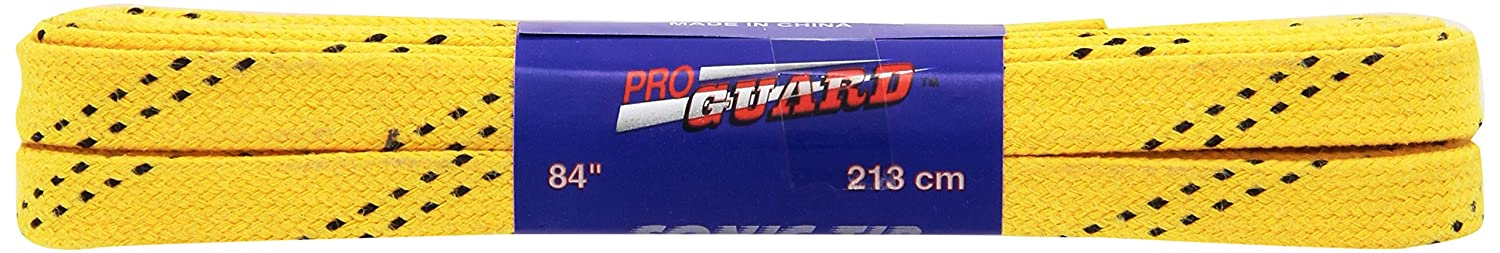 Proguard Sonic Tipped Waxed Hockey Lace