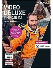 MAGIX Video deluxe 2019 Premium – Für anspruchsvolle Videoproduktionen. | Standard | PC | PC Aktivierungscode per Email