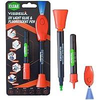 Pegamento de curado por luz UV Kit de adhesivo para soldador de plástico líquido 5 segundos Fijar / Rellenar / Sellar…