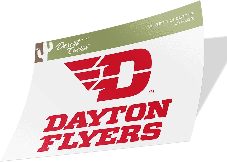University of Dayton Flyers NCAA Vinyl Decal Laptop Water Bottle Car Scrapbook (Sticker - 00030)