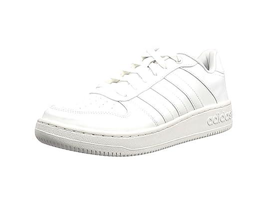super popular 31988 e2eba Adidas Team Court, Zapatillas para Hombre, Blanco Ftwbla Plamat, 38 EU