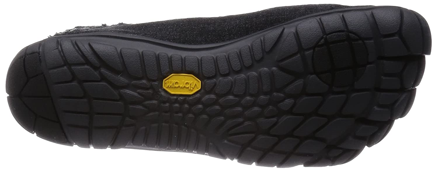 V-Train, Chaussures de Fitness Homme, Noir (Black Out), 47 EUVibram Fivefingers