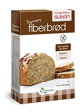Sukrin Sunflower and Pumpkin Seed Low Carb Free-From Bread Mix ...