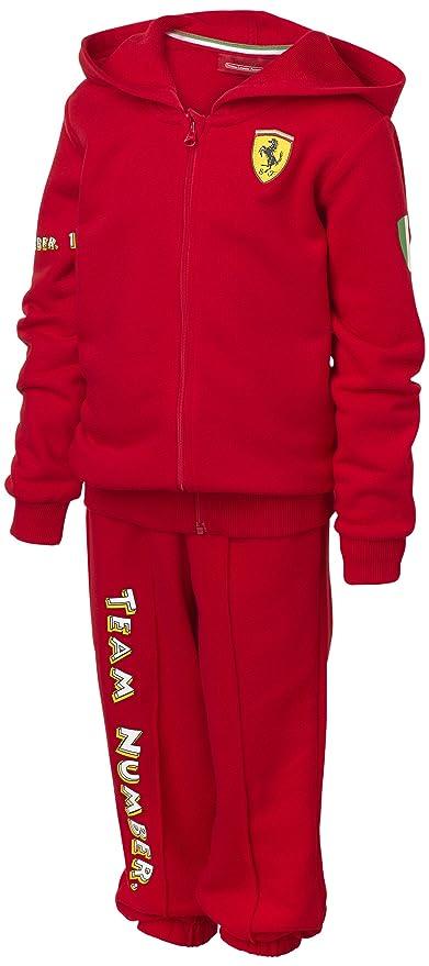 Camiseta Scuderia Ferrari Roja Big Scudetto Talla M: Amazon.es ...