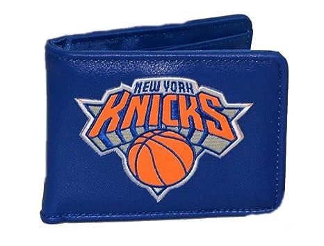NBA New York Knicks Billetero Hombre Nino Monedero Bolsillo ...