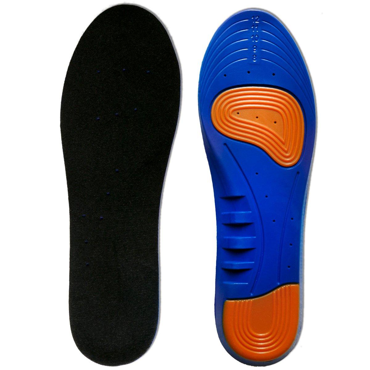 Semelles Inserts de Chaussure de sport en Coussin Respirant petits trous Absorption des chocs Kalak