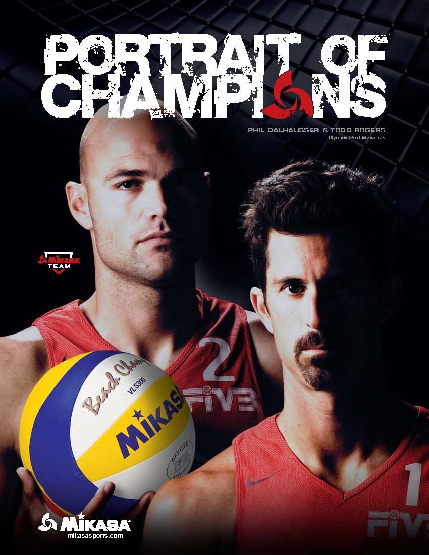 Mikasa VLS300, Beach Champ - Official Game Ball of The FIVB by Mikasa Sports