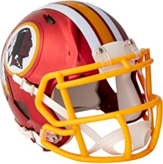 Amazon.com   NFL Washington Redskins Alternate Blaze Speed Mini ... 9ef62fc02