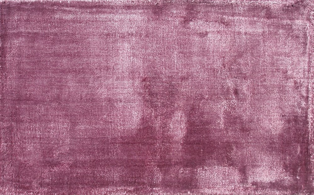 The Rug Market Colette Plush Floor Rug 16 x 27 Raspberry