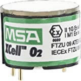 MSA 10106729 Oxygen Sensor with Alarms 5%/24% Volume for Use with ALTAIR