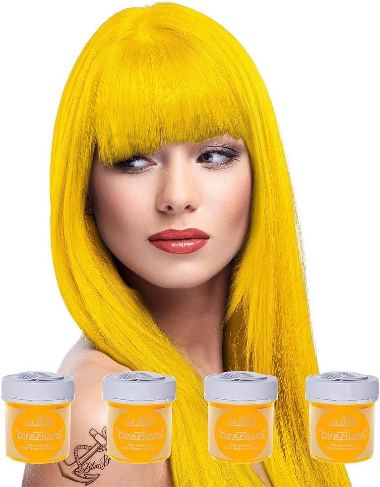 Tinte Capilar La Riche Directions 88ml (Bright Daffodil - Narciso Brillante)