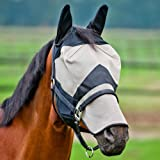 Horze Protec Fly Mask w/Nose