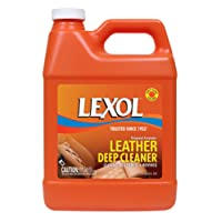 Lexol E301125700 pH-balanced Leather Cleaner, 1-Liter