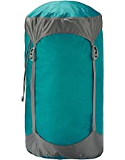 Trekmates Ultralight Compression - Funda de compresión para Saco de Dormir, Color Azul, Talla