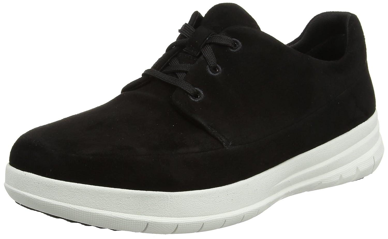 Fitflop Sporty-Pop Sneaker, Zapatillas para Hombre, Varios Colores (Camouflage), 43 EU FitFlop