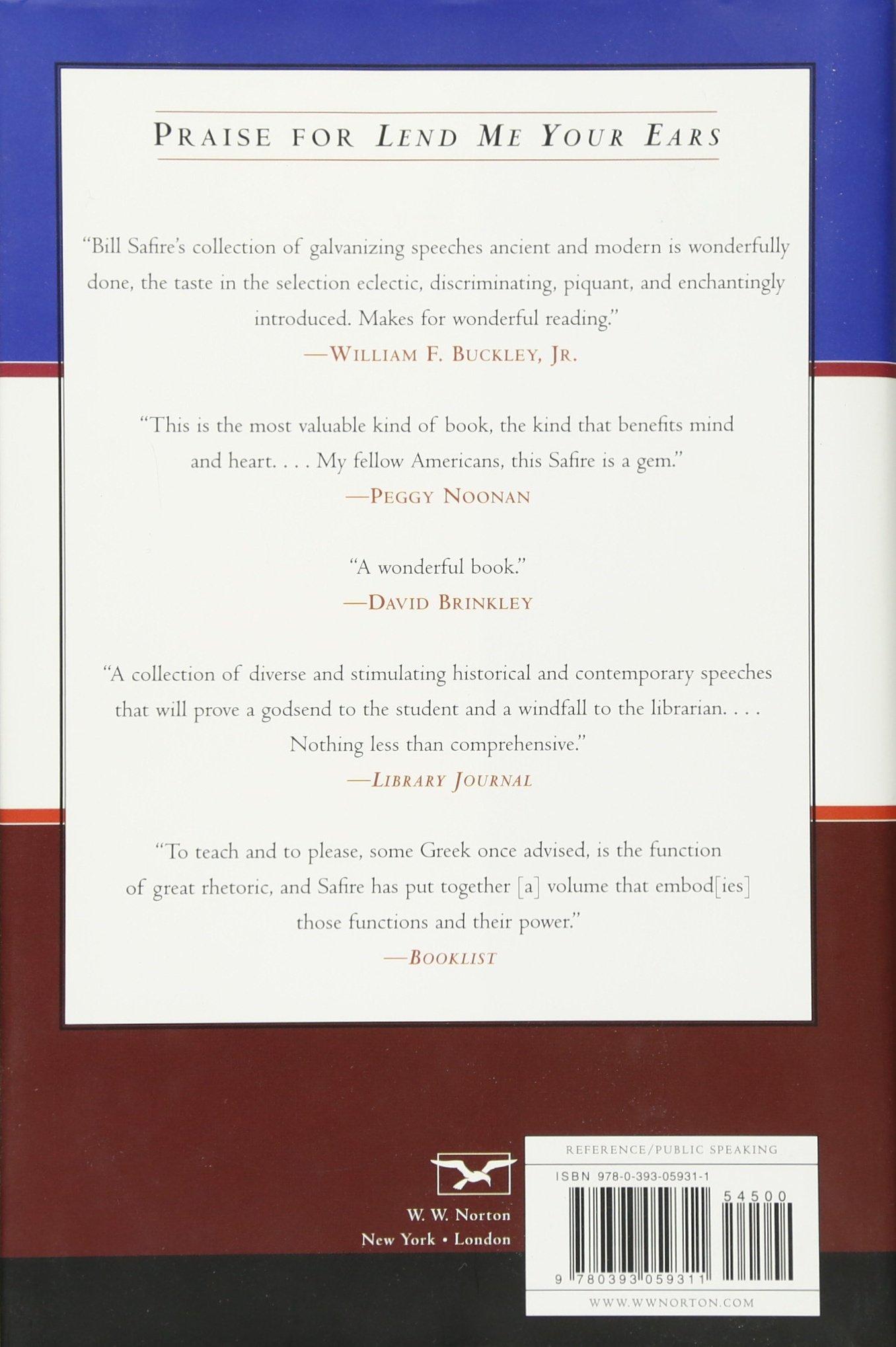 good speeches to read