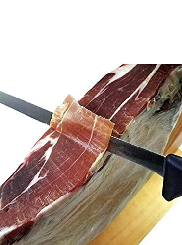 Serrano Ham Bone-in Shoulder by Fermin | Cured Spanish Jamon 18 - 24 months, 9 to 13 lb