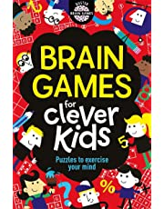 Brain Games For Clever Kids (Buster Brain Games)