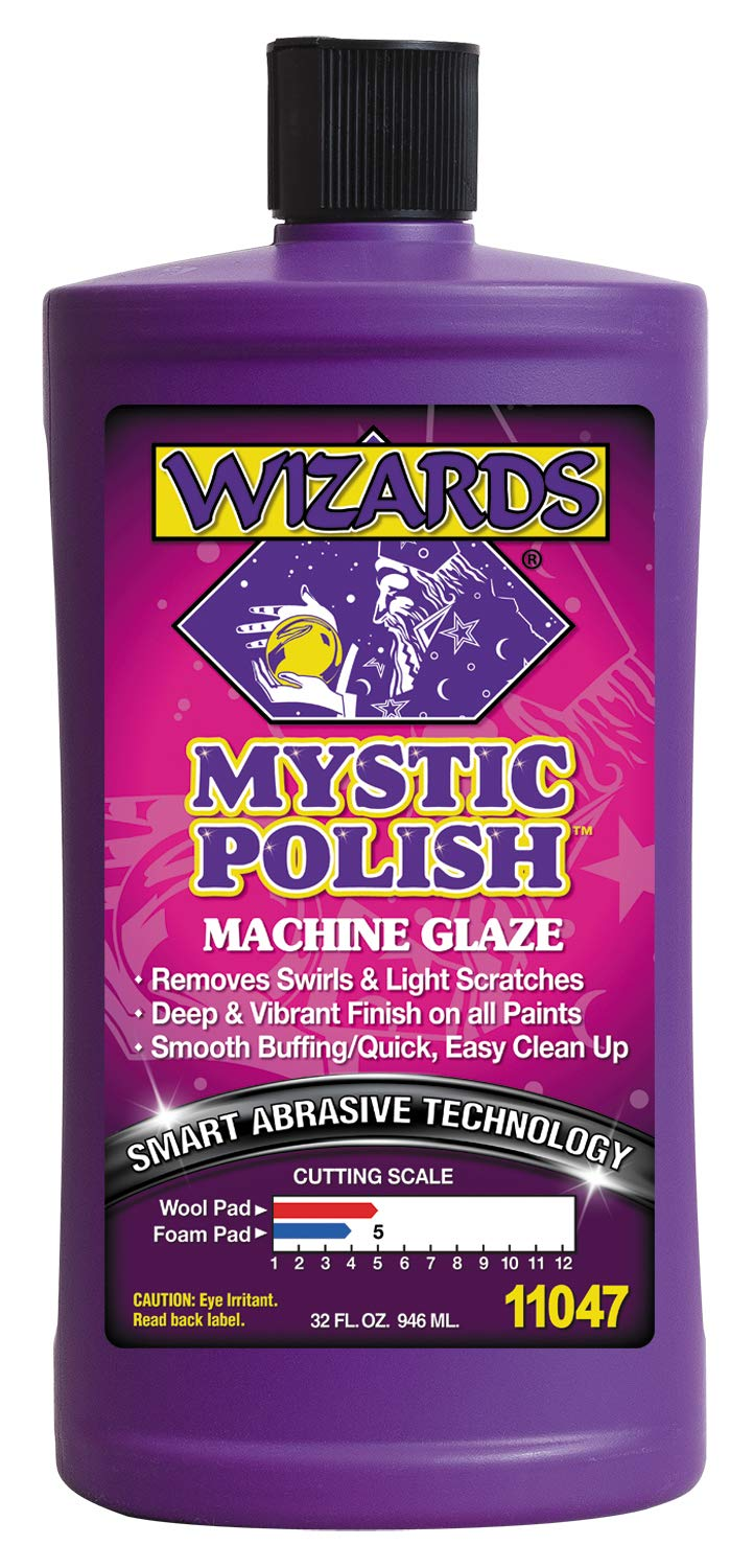 Wizards 11047 Mystic Polish Machine Glaze - 32 oz. 3004.3061