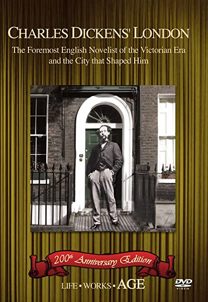 Charles Dickens London Age [Reino Unido] [DVD]: Amazon.es: Charles Dickens-London Age [20: Cine y Series TV